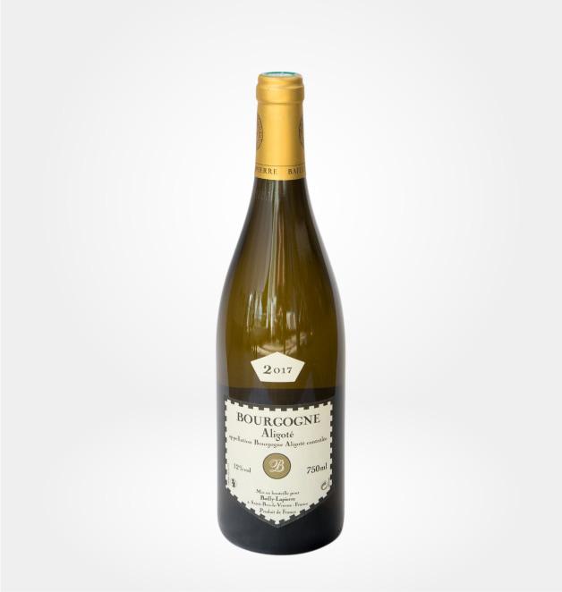Bourgogne aligoté vin blanc