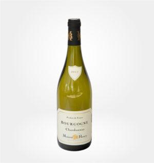 Bourgogne chardonnay vin blanc