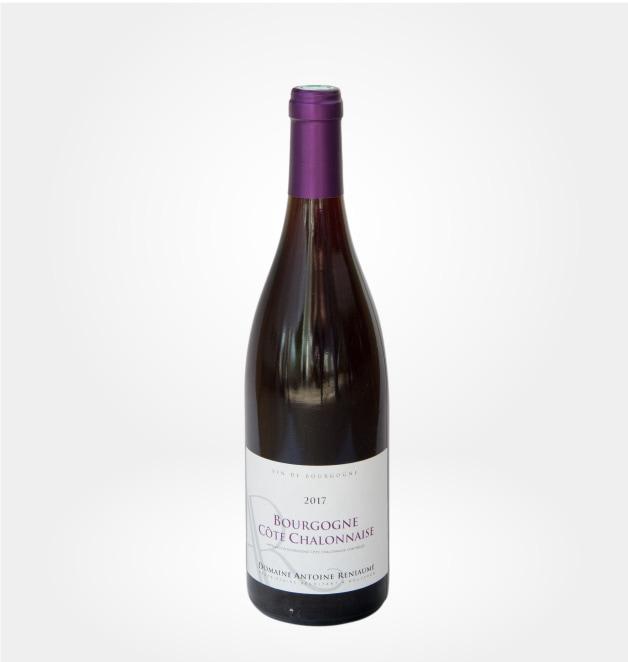 Bourgogne cote chalonnaise vin rouge