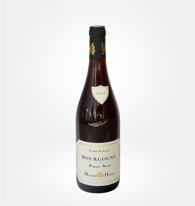 Bourgogne pinot noir vin rouge
