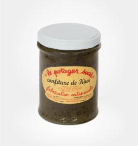 Confiture de kiwi Le Potager Sucré