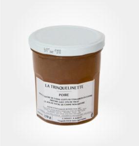 Confiture de poire La Trinquelinette