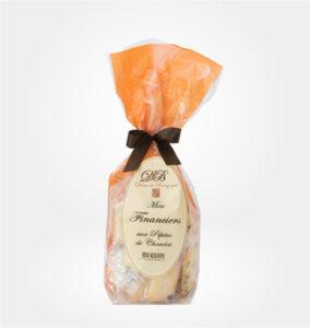 Mini financiers aux pépites de chocolat Biscuiterie de Bourgogne