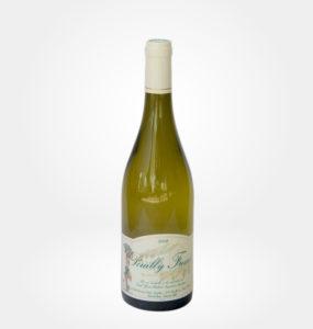 Pouilly fumé vin blanc