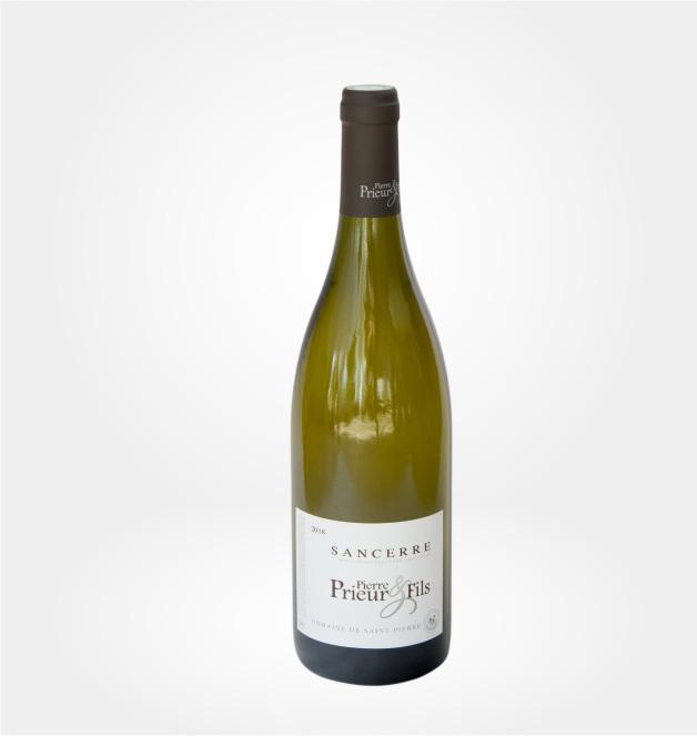 Sancerre vin blanc Pierre Prieur & fils