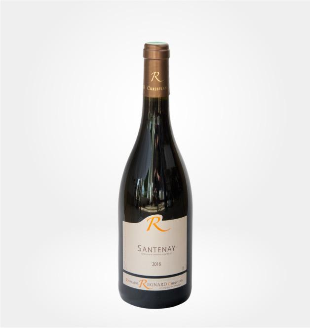 Santenay vin rouge domaine Regnard